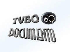 Logo TVBQ Documento - (c) TV Barbacena